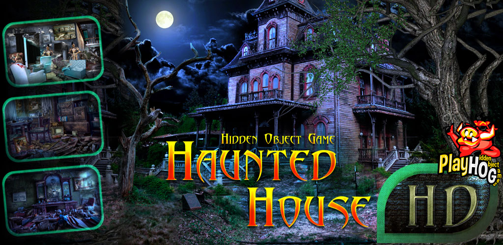 Haunted House - Find Hidden Object Game [Download]