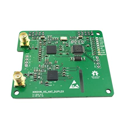Amazon com: TOOGOO Duplex MMDVM Hotspot Support P25 DMR YSF for