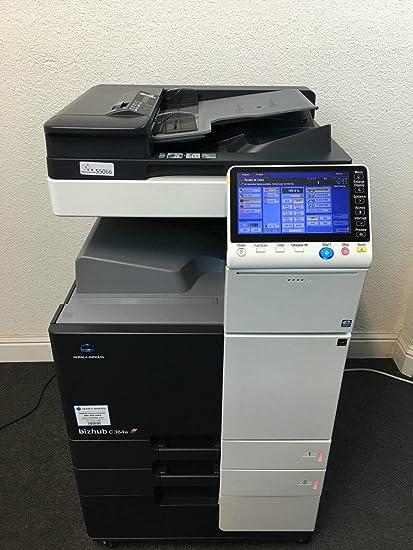 Amazon com : Konica Minolta Bizhub C364e Color Copier Printer
