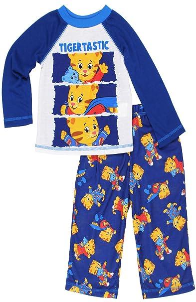 Amazon.com  Daniel Tiger s Neighborhood Boys Pajamas (Toddler Little Kid)  (4T ea9509120