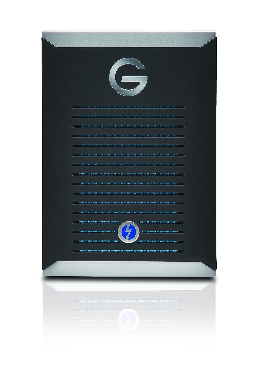 G-Drive Mobile Pro Thunderbolt 3 SSD 2000GB Black WW: Amazon.es ...