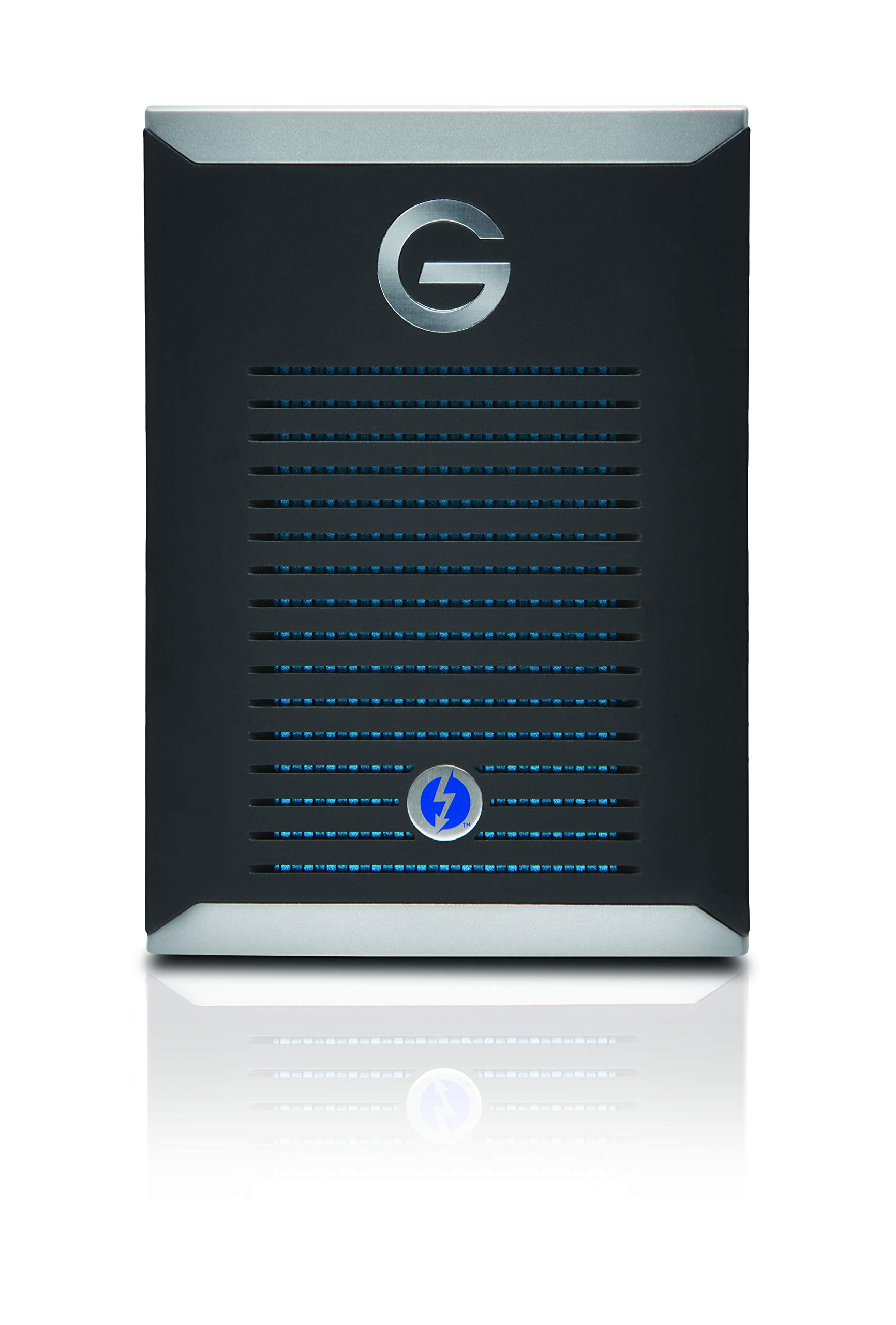 G-Technology 1TB G-Drive Mobile Pro SSD Portable Professional Grade External Storage - Thunderbolt 3-0G10311