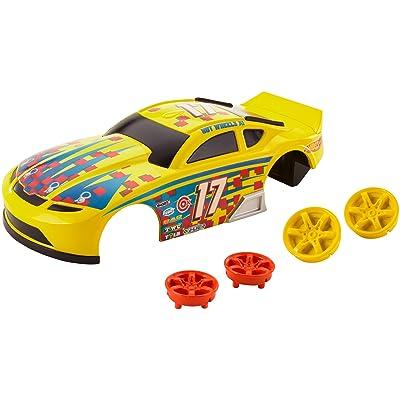 Hot Wheels Ai Door Slammer Car Body & Wheels Custom Kit: Toys & Games