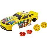Hot Wheels Ai Door Slammer Car Body & Wheels Custom Kit
