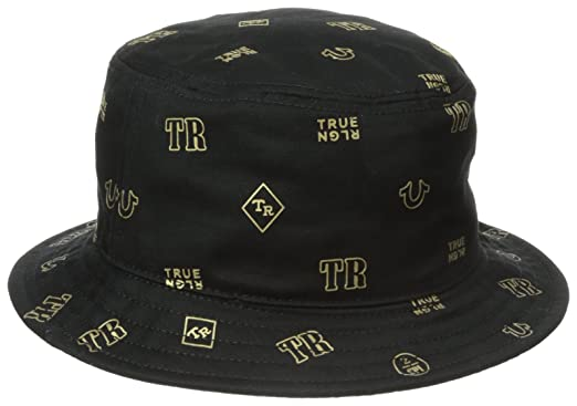 71885c9b42f4f True Religion Men s Monogram TPU Twill Bucket Hat