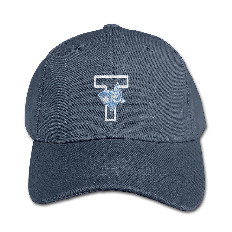 KIDDOS Kids Boys Girls Tufts University Baseball Cap Sun Hat - Adjustable Hat Navy