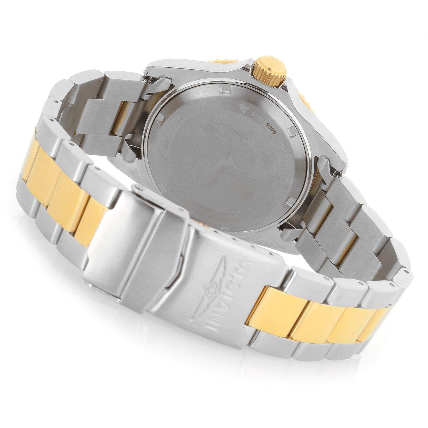 Invicta Women s Disney Limited Edition Quartz Watch with Stainless Steel Strap, Silver, 20 Model 27382
