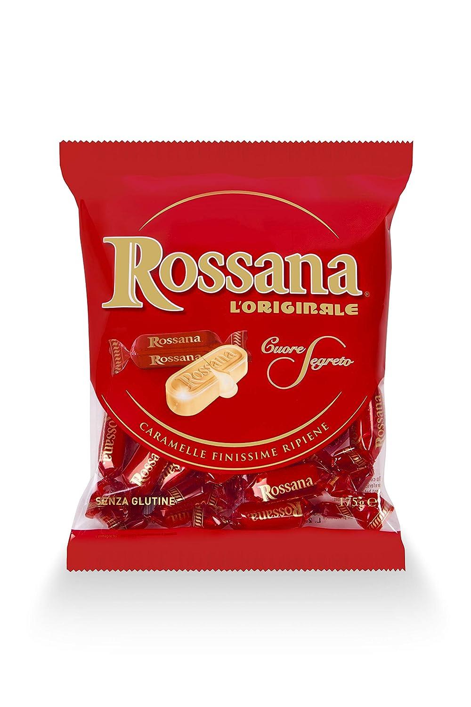 PERUGINA Rossana Caramelos 175 Gramos Aperitivos Dulces - Made In Italy: Amazon.es: Alimentación y bebidas