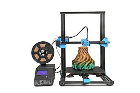 KOHON 3D Printer Aluminum Large Print Size 300 x 300 x 400mm Compatible with Windows XP/7/8/10, Mac, Linux