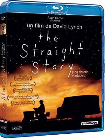 The straight story (Una historia verdadera) [Blu-ray ...