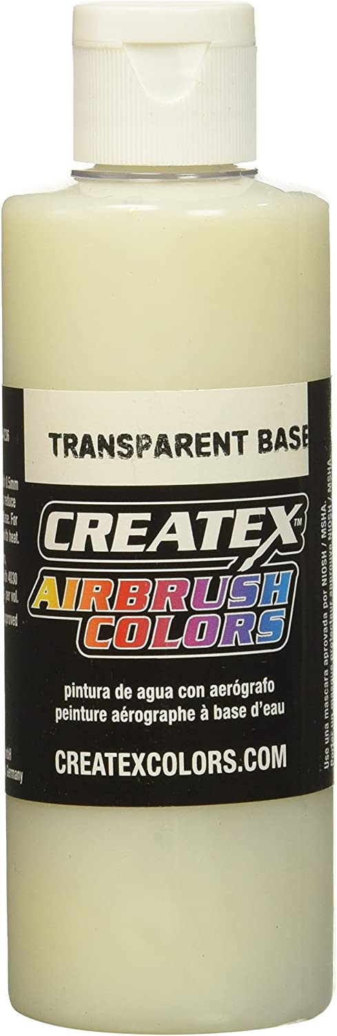 Createx 5601-4Z Transparent Base CREATEX REDUCERS /& EXTENDERS by Createx