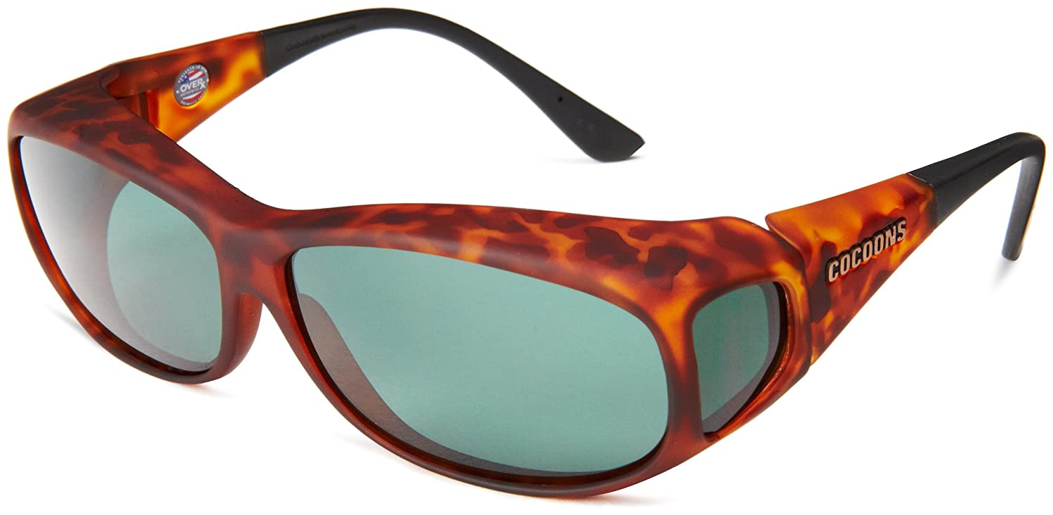 539265c39c2 COCOONS MS Mini Slim C417C Sunglasses Tortoise Polarized Shades   Amazon.co.uk  Clothing