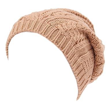 Ralph Lauren - Bonnet - Femme Beige beige - Beige - taille unique ... d3f9a0dc53c