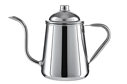 Review Pour Over Drip Kettle