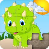 learning apps for kindle - Dinosaur Jigsaw Puzzles for Kids - Fun and Educational Dinos Puzzle Game for Preschool Toddlers, Boys and Girls Ages 2, 3, 4, 5 Years Old
