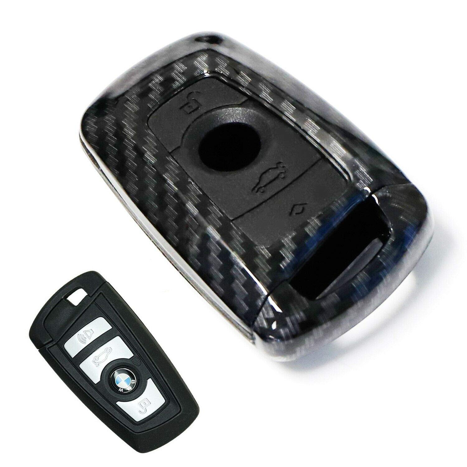 Clothing, Shoes & Accessories Men's Accessories BMW M2 220i 228i 235i F22/F23 Key fob BlacK Color Line leather key case