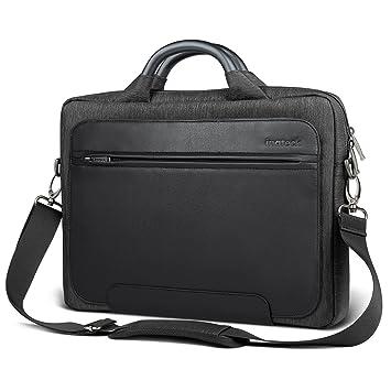 """774822b035 Inateck Sac Bandoulière PC Portable en Nylon, Compatible avec 15""""  MacBook Pro 2016/"""