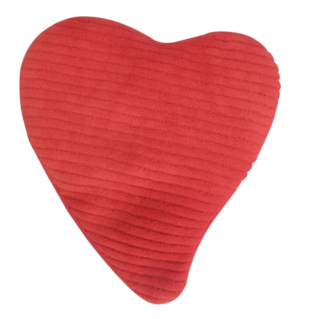 Intelex Spa Therapy Heart Plush, Red