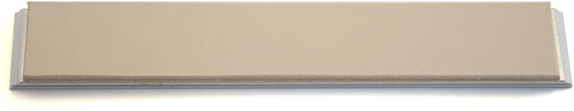 Cowhide Leather Strop 6 x 1 with Aluminum Mounting for Edge Pro