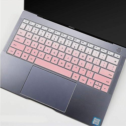 Silikon Laptop Tastaturabdeckung fur Huawei MateBook D 15 AMD Ryzen 2020 15 6 Zoll 39 6 cm fur Huawei Mate Book D15 Regenbogenfarben