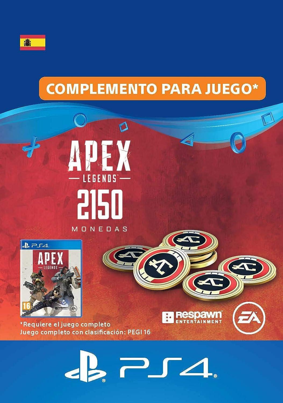 APEX Legends: 1,000 Coins (PSN Wallet Top-Up) | Código de descarga ...