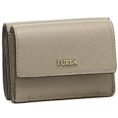1acdb44c2bbe Amazon | [フルラ] 折財布 レディース FURLA 962291 PZ12 OAS SBB グレー ...