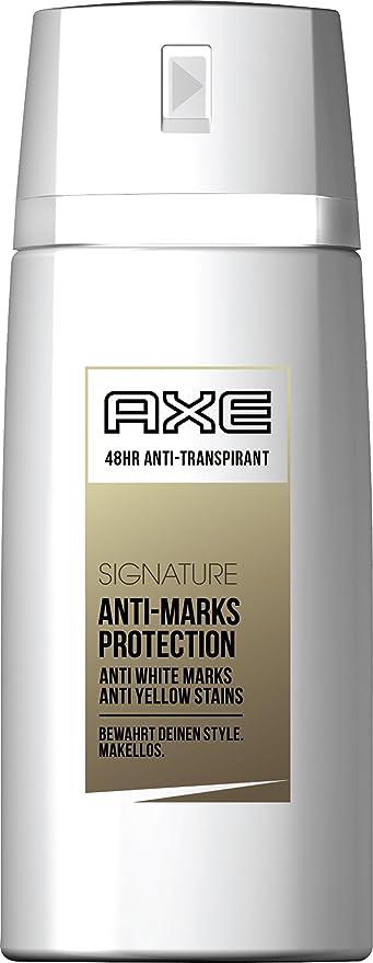 Firma Axe aerosol desodorante antitranspirante, 6er Pack (6 x 150 ...