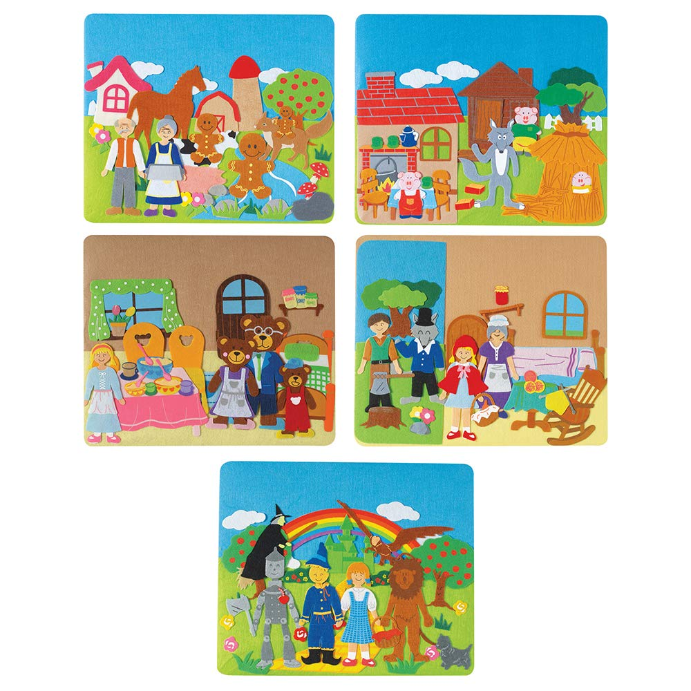 Classic Stories Flannel Board Set