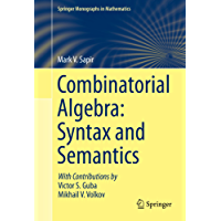 Combinatorial Algebra: Syntax and Semantics (Springer Monographs in Mathematics)