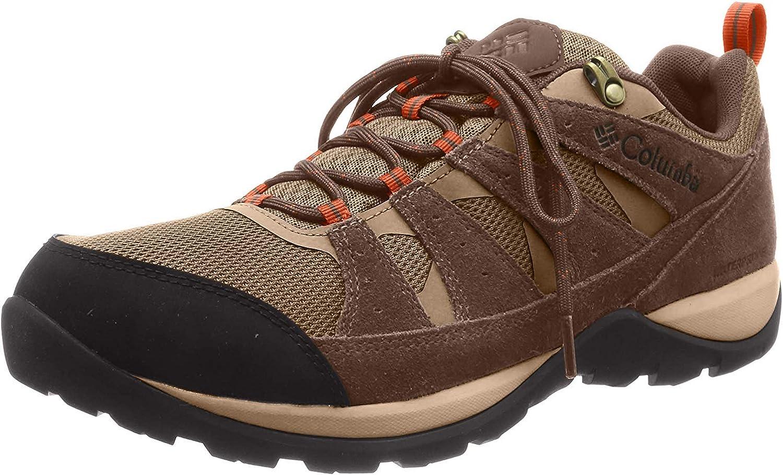 Columbia Men's Redmond V2 Waterproof Hiking Boot