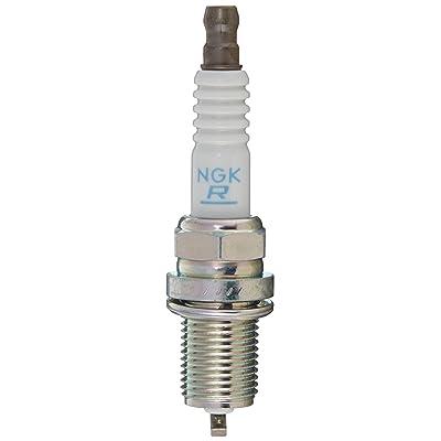 4 New NGK Laser Platinum Spark Plugs PFR6Q # 6458: Automotive