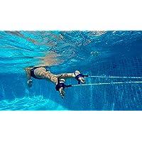 Material de entrenamiento para natación