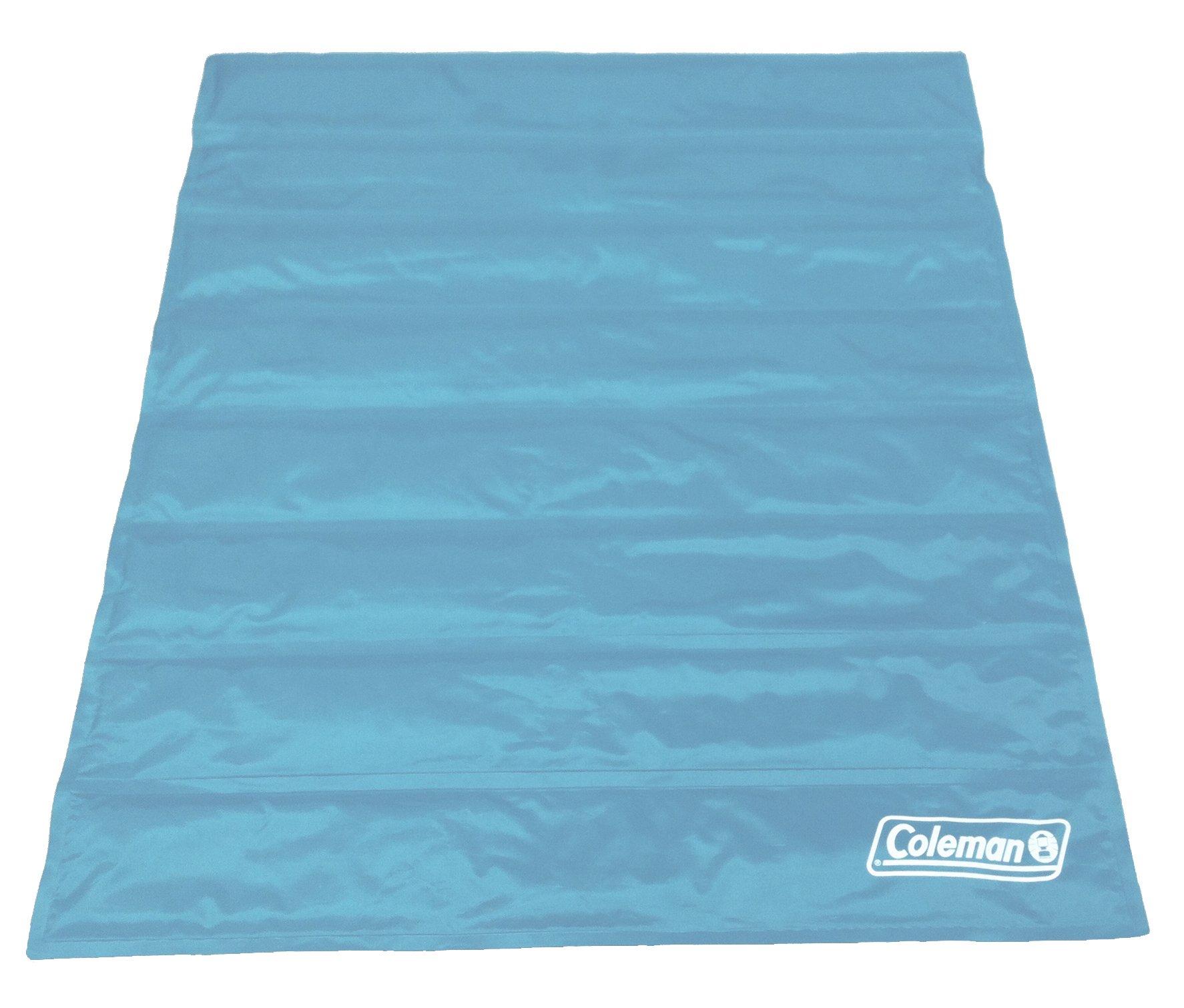 Coleman Comfort Cooling Gel Pet Pad Mat in Medium 24''x30'', For Medium Pets (Blue) by Coleman (Image #2)