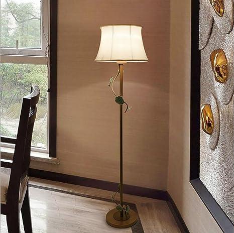 Camera da letto della lampada da terra Lampada da terra semplice ...