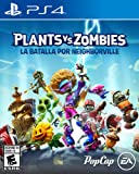 Plants vs Zombies: Battle for Neighborville - Play Station 4 - Standard Edition - PlayStation 4