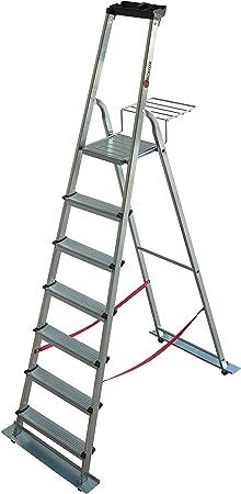 Escalux V23507 - Jardimixte 7M escalera especial jardín 7 pasos: Amazon.es: Bricolaje y herramientas