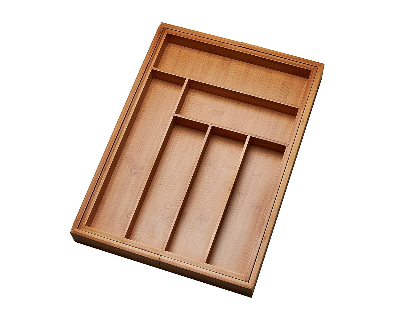 Küche Schublade Organizer, verstellbare Schublade Trennwände zu ...