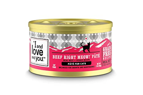 """I and Love and You"""", todos los Alimentos para Gatos"