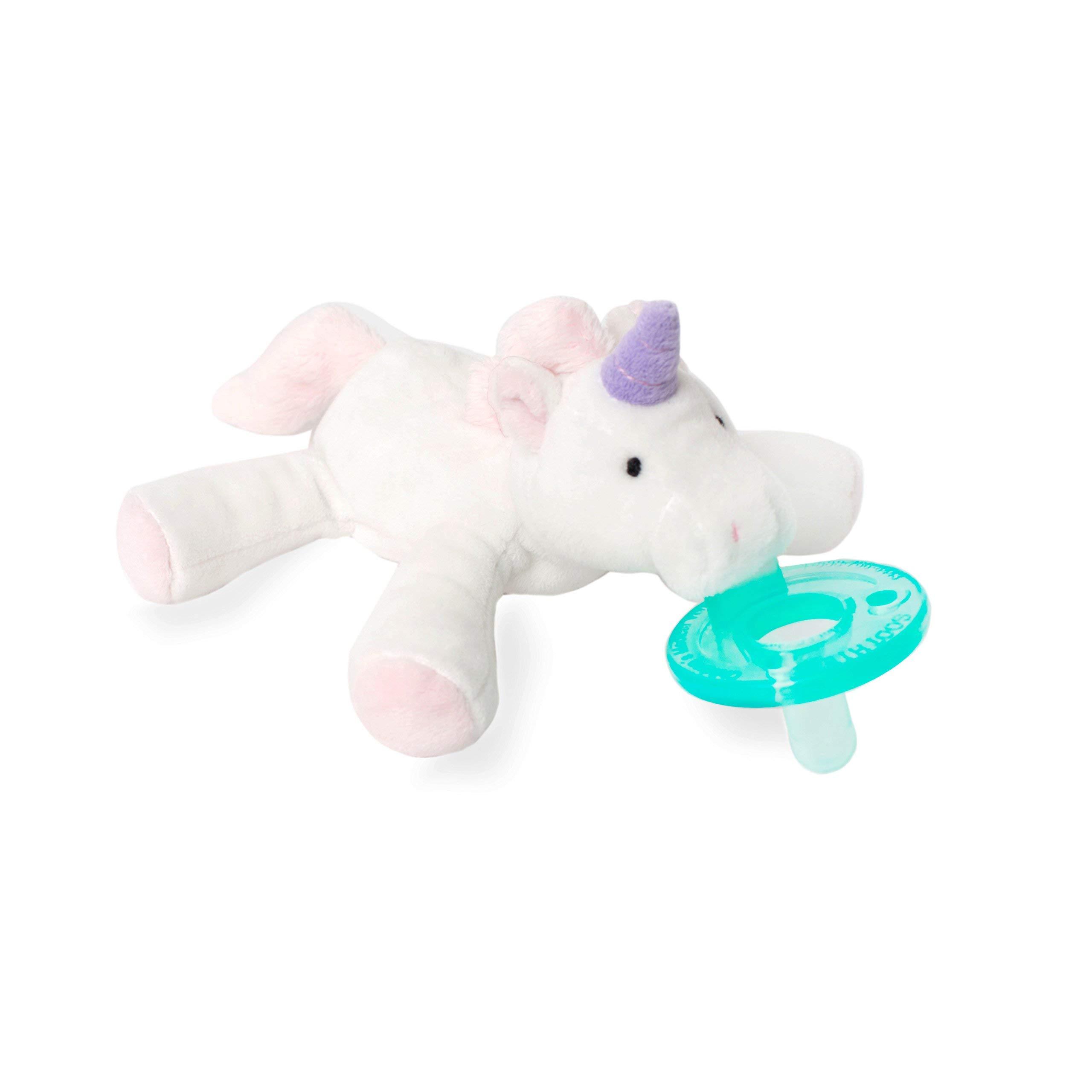WubbaNub Infant Pacifier - Baby Unicorn by WubbaNub (Image #3)