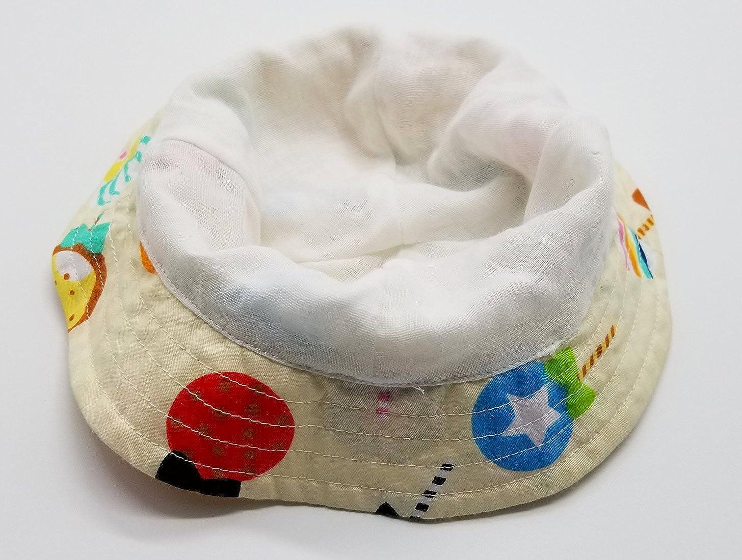 Beichangchang Baby Toddler Kids Summer Hat Sun Protective Wide Brim Bucket Hat