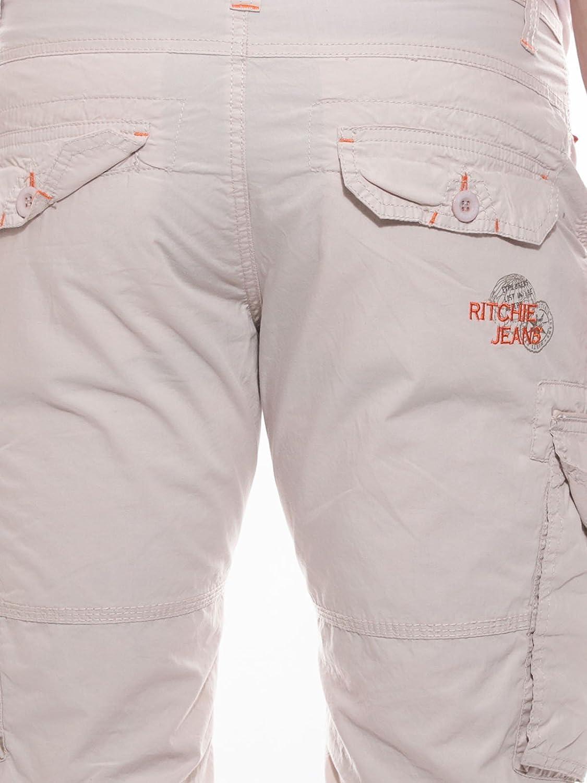 320573b35e73 Ritchie - Pantalon Battle Calel - Homme
