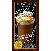 Gourmet du Village Hot Chocolate Mini, Salted Caramel, 35g