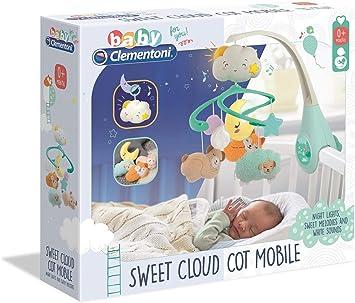Clementoni - Movil de cuna (17279): Amazon.es: Juguetes y juegos