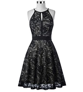 better-caress Vintage Black Formal Gowns Lace Dresses for Evening Party Christmas Vestido de Festa