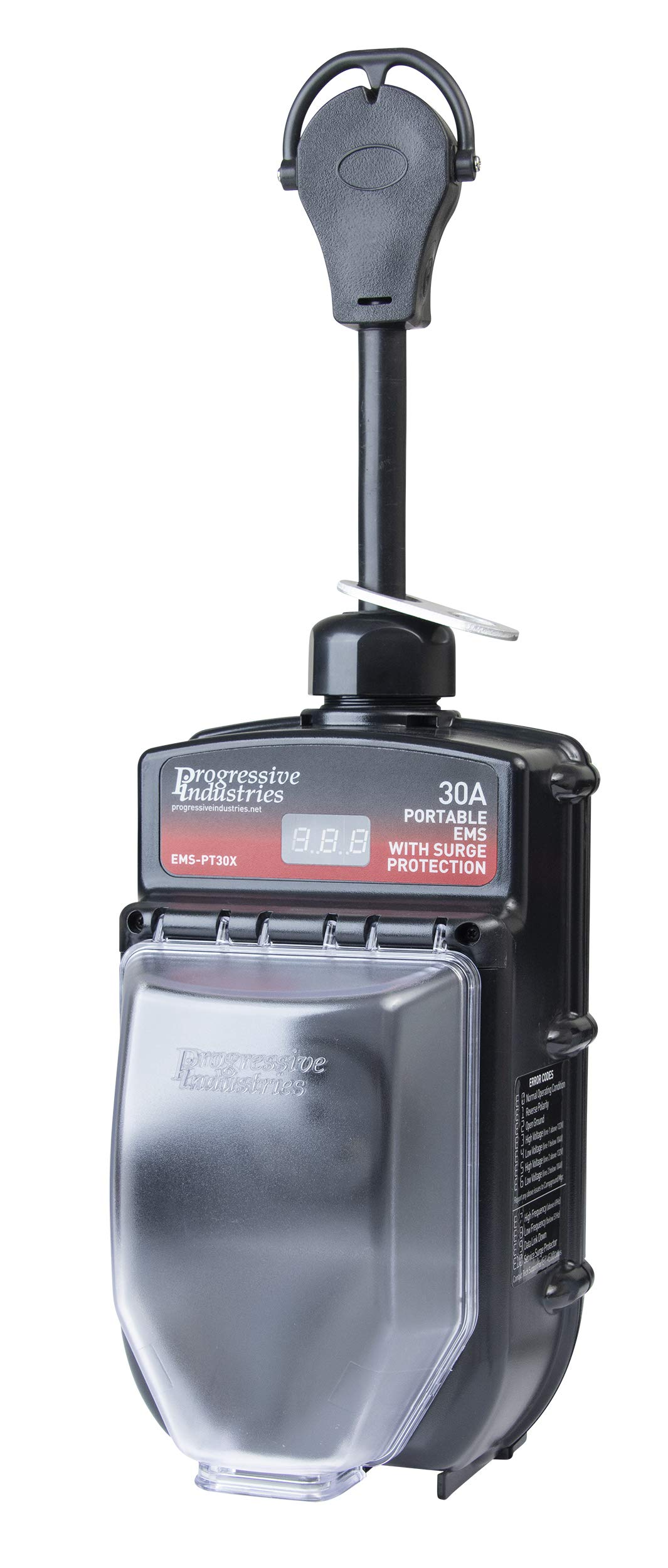 Portable RV Surge Protector Portable EMS-PT30X RV Surge Protector by Progressive Industries