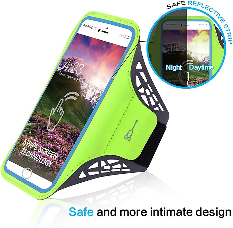 HyAiderTech Brazalete Deportivo para iPhone XS MAX/XS/XR/8 Plus ...