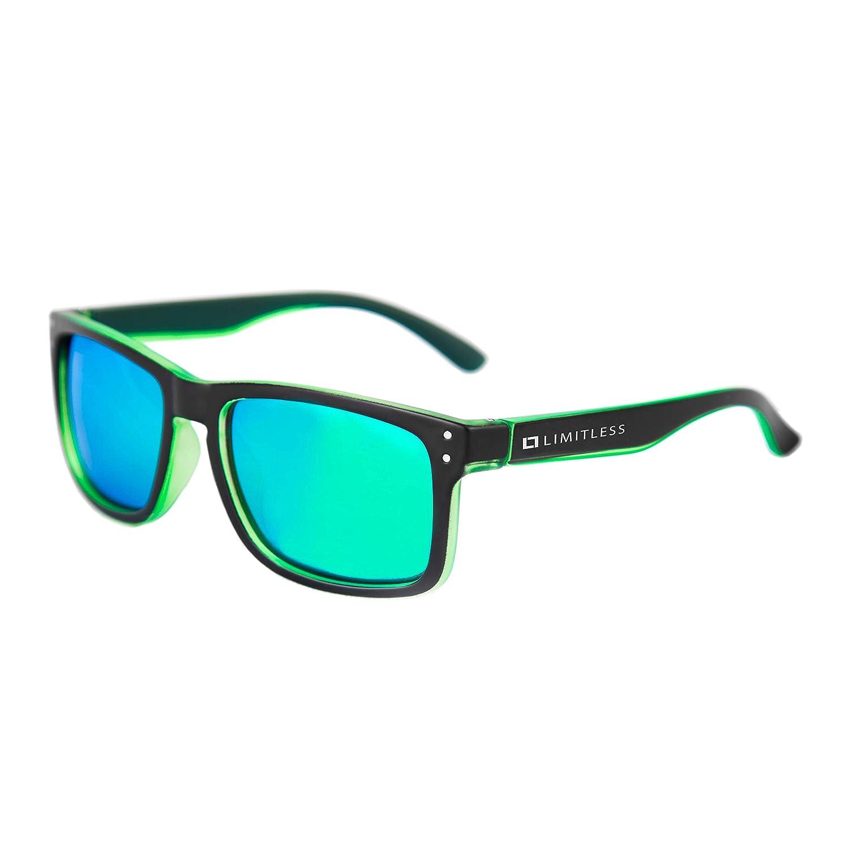 Amazon.com: Gafas de sol de pesca sin límites, gafas de sol ...