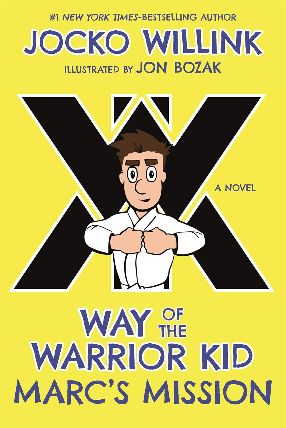Marc'S Mission  Way Of The Warrior Kid