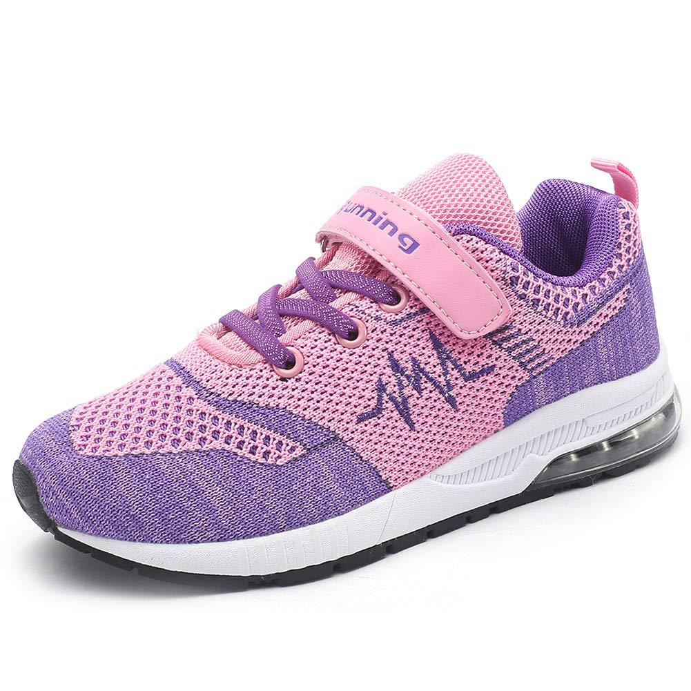 JARLIF Kids Running Shoes Lightweight Tennis Air Trail Athletic Sneakers for Boys & Girls JARLIF-Light736-kids-Shoes