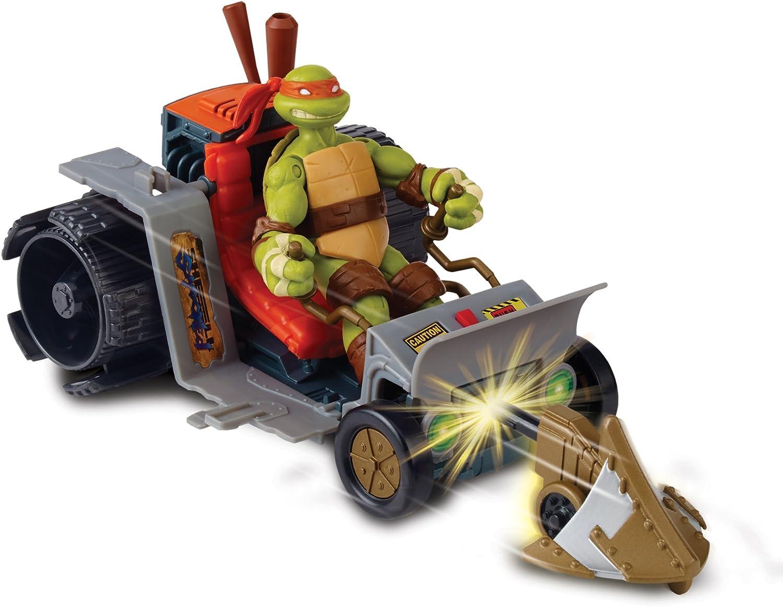 Amazon.com: Teenage Mutant Ninja Turtles Michelangelo de ...